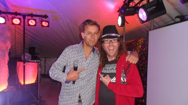 Can I Meet Pat Sharp?